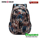 Swiss Gear Laptop Backpack Bag Business Travel Leisure College SA-1429