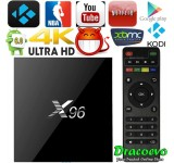 X96 TV Box Android 6.0 Amlogic S905X Quad Core 2GB 16G Kodi 16.1
