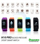 H10 PRO Smart Bracelet Band With Blood Pressure Bluetooth Sport Watch