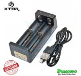 Authentic XTAR MC2 USB Li-Ion Battery Charger 18650 26650