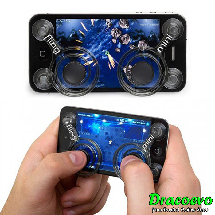 Authentic Fling Joystick Game Controller Mobile Legend iPhone iPad Android